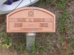 Paul Evon Jones