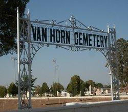 Van Horn Cemetery