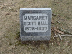 Margaret J. Maud <i>Scott</i> Hall
