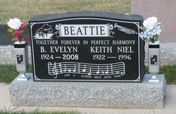 Bessie Evelyn <i>Scott</i> Beattie