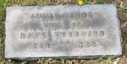 Anna Maud <i>Wood</i> Woodward