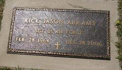 Rick Jason Abrams