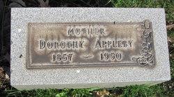 Dorothy <i>Peckitt</i> Appleby