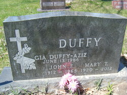 Mary T. <i>Coppi</i> Duffy