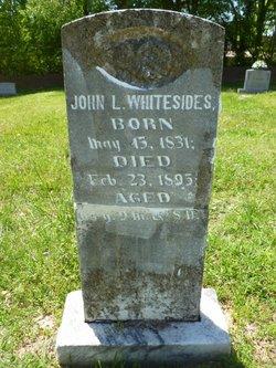 John Lathan Whitesides