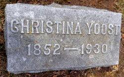 Christina Yoost