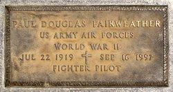 Paul Douglas Stormy Fairweather, Sr