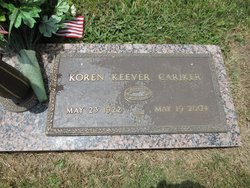 Koren <i>Keever</i> Cariker
