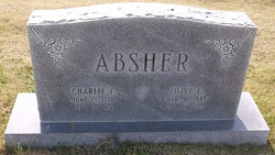 Charles Francis Absher