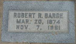Robert Ross Barge