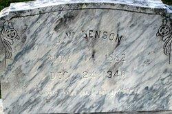 J. W. Benson