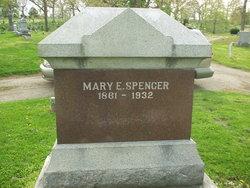 Mary <i>Spencer</i> McCloud