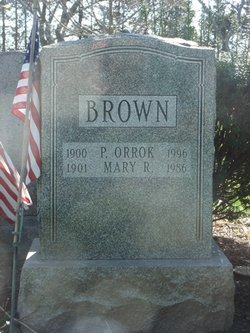 Mary R <i>Blake</i> Brown