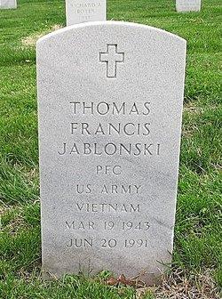Thomas Francis Jablonski