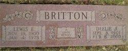 Deelie Jewell <i>Laird</i> Britton