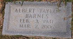 Albert Taylor Barnes