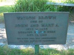 Watson Brown