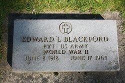 Edward L Blackford
