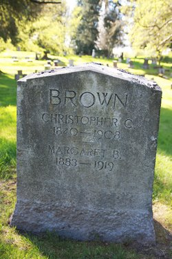 Margaret B Brown