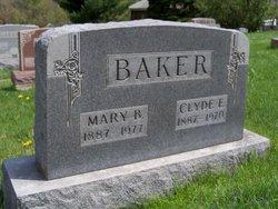 Mary B Baker
