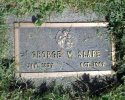George W Slape