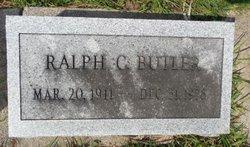 Ralph C Butler