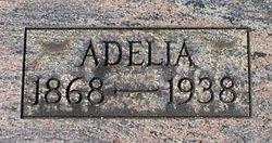 Charlotte Marie ADELIA <i>Lehmkuhl</i> Fearing