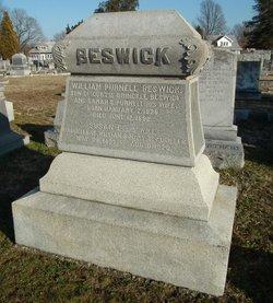 Susan E. <i>Slaughter</i> Beswick