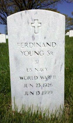 Ferdinand Young, Sr