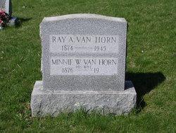 Ray Alexander VanHorn