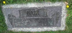 Margaret M. <i>Brady</i> Bair