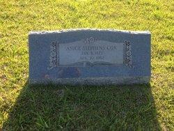 Anice <i>Stephens</i> Cox