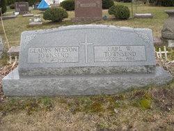 Gladys Florence <i>Nelson</i> Townsend