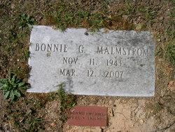 Bonnie G <i>Mitchell</i> Malmstrom