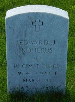 Edward Joseph Ed Kohlrus
