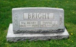 Fannie J. Bright