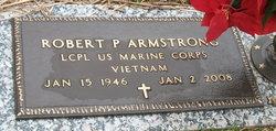 Robert Preston Armstrong