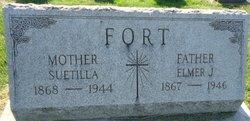Susan Matilda <i>Evans</i> Fort