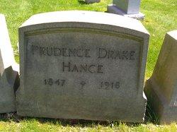 Prudence Hance