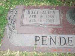 Hoyt Pendergrass