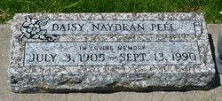 Daisy Naydean <i>Craig</i> Peel
