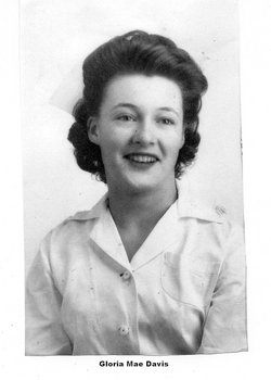 Gloria Mae <i>Davis</i> Duhon