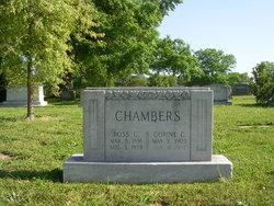 Ross Claude Rossie Chambers
