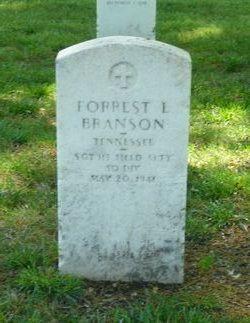 Forrest L Branson