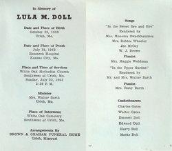 Lulu Mabel <i>Doll</i> Allen