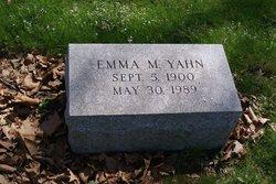 Emma Margaret Yahn