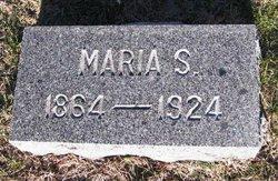 Maria S <i>Jensen</i> Berglund