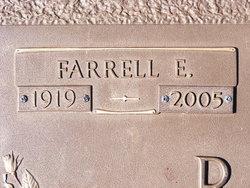 Dr Farrell Edward Runyan