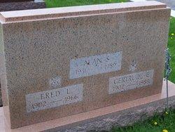 Gertrude E. <i>Watts</i> Cannon