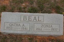 Oatha A. Beal